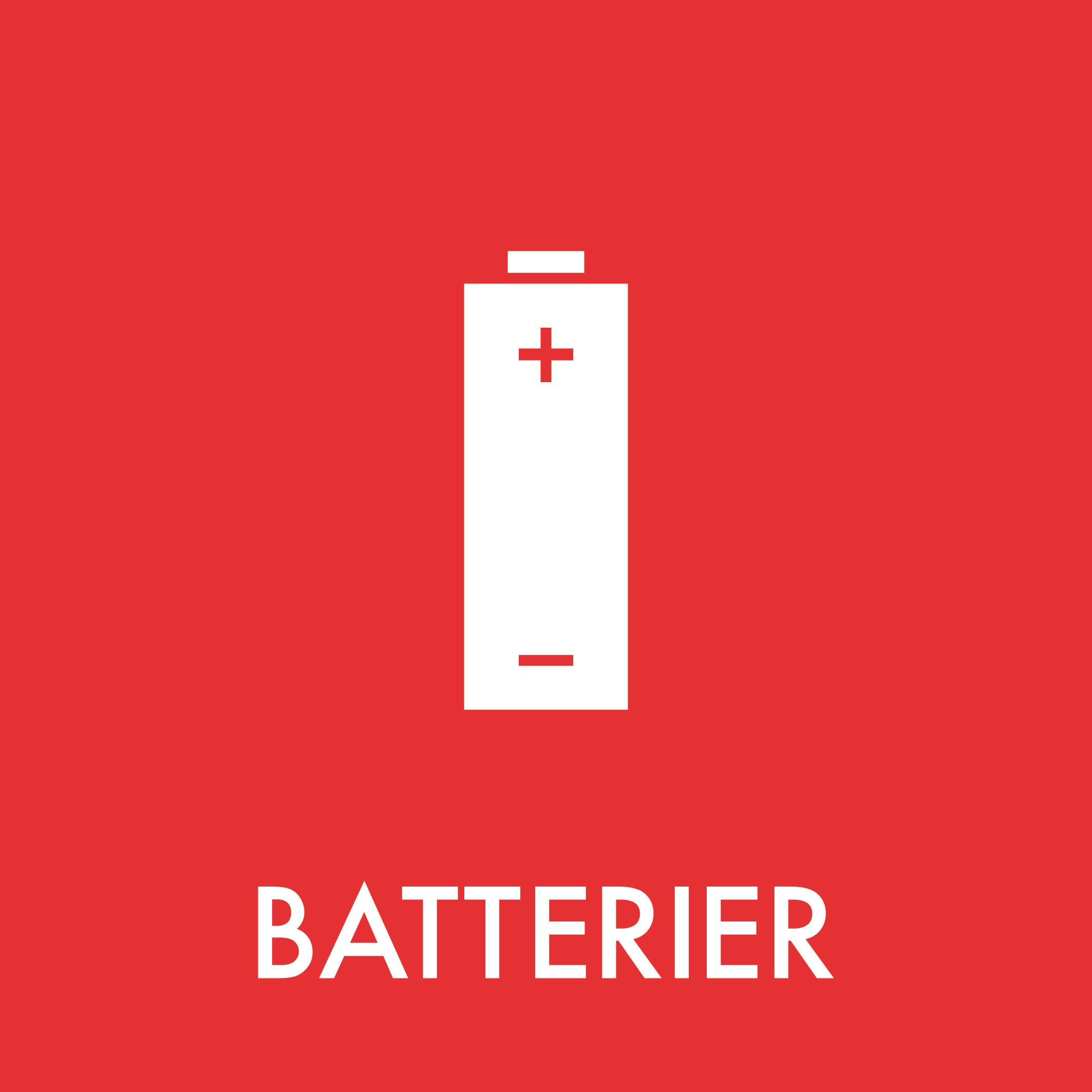 Batteripiktogram